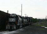NS Dillverville Yard