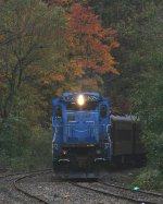 Fall Foliage train