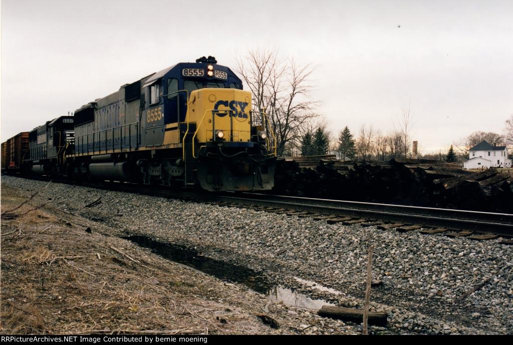 Its my railroad so I will Lead