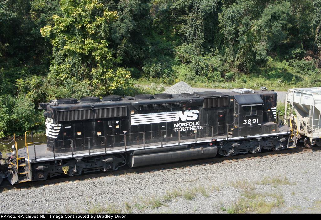 NS 3291 high nose