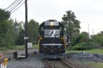 NS 3347 head to Rockville bridge