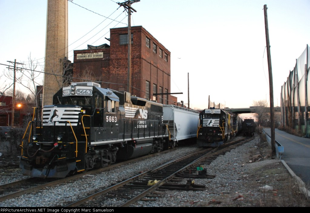 All GP38's