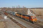 BNSF 8979 on CSX Q393-28