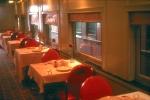 Interior of North Shore diner