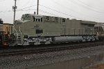 BNSF 6811 on NS 309