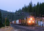 UP 5511 CP RV205, West Truckee (Donner Pass)