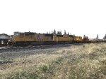 UP 4909 Work Train