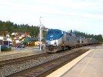"""AMTK 159 & 189 Train #5 WB """"California Zephyr"""""""
