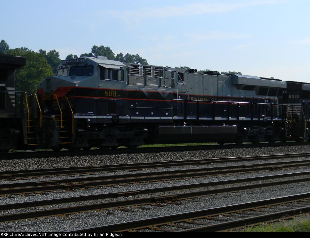 NS 8101 On 68Q