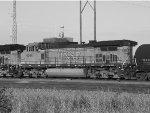 BNSF C44-9W 4044