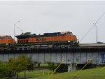 BNSF C44-9W 993
