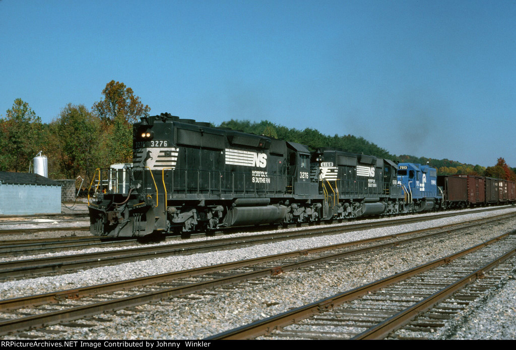 "NS 3276 leads the ""Spark Plug"""