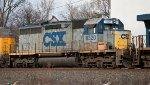 CSX 8320