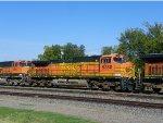 BNSF C44-9W 5380
