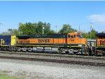 BNSF C44-9W 1108