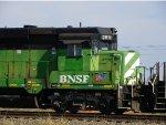 BNSF GP39M 2811