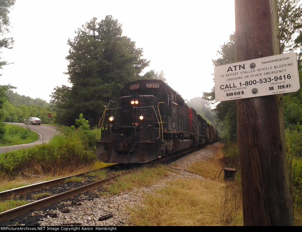 (ATN) Alabama & Tennessee River Railway