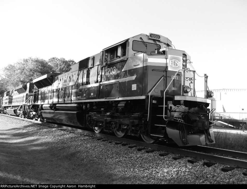 EMDX 1203 on ATN Z389