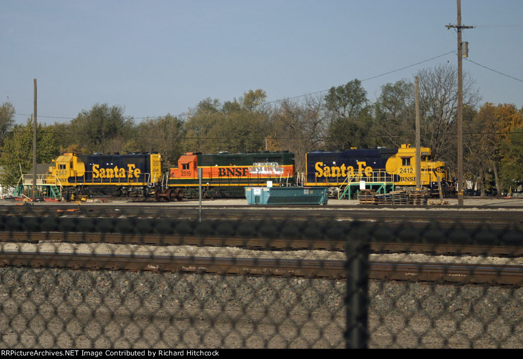 BNSF 2412