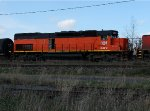 BLE 907 trailing on CN 384