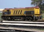 IR 701 the strongest locomotive in Israel