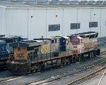 CSX 5306 & MBTA 1120