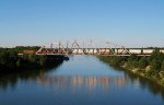Tombigbee Waterway bridge