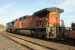 BNSF 4380/CSX 852