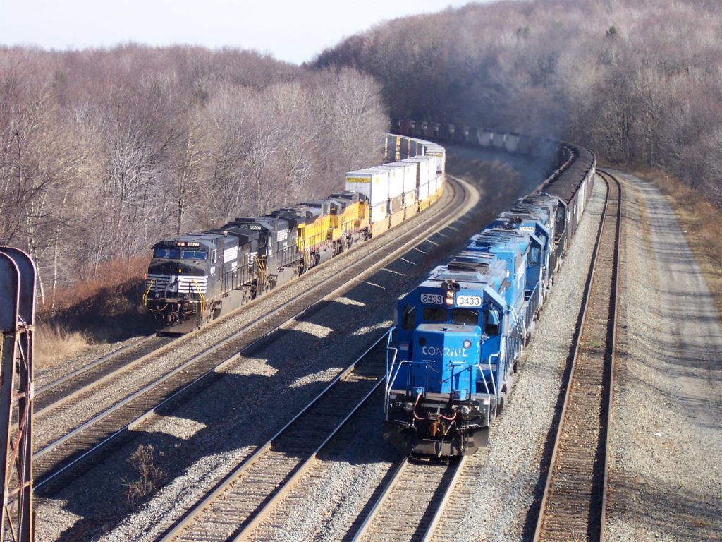 NS21G and Helper on NS514