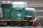 BNSF 169 cab/nose