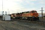 BNSF 6021 East