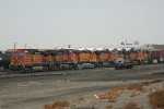 BNSF 4727 West