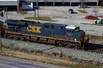 CSX 5454 leads Q574 north