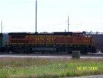 BNSF B40-8W 518