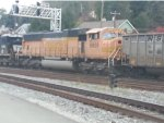 BNSF 9909