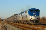 Eastbound Amtrak Southwest Chief Train #3