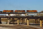 Eastbound BNSF Special Unit Train