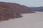 Another shot of K644 snaking its way along the Hudson River