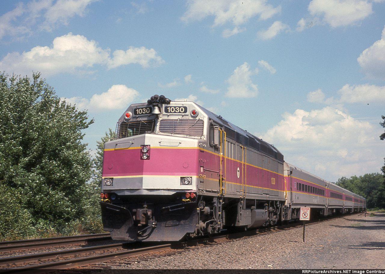 MBTA 1030