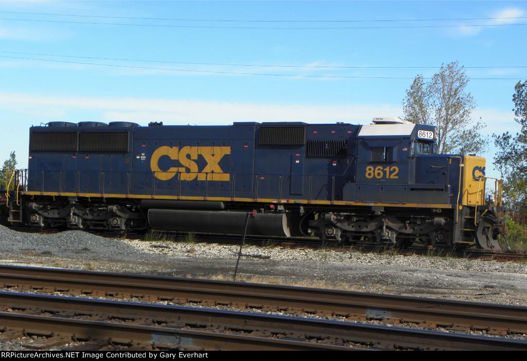 CSX 8612