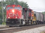 M39731-13 With QGRY GP38 2005 3rd out