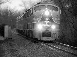 CN's Santa Train.
