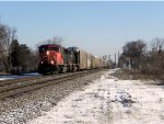 CN 5657 leads M39931-10 By Durand with IC 1000 trailling
