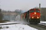 CN 2632 East with X33291