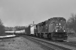 L502 Lead by an SD75I/SD60 Duo