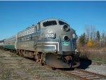 Adirondack Scenic Railroad Engine 1508
