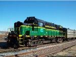 Adirondack Scenic Railroad Engine 1845