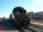 Adirondack Scenic Railroad Engine 1845 & 1502