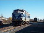 Adirondack Scenic Railroad Engine 1502