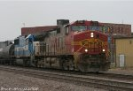BNSF #732 and an Oakway